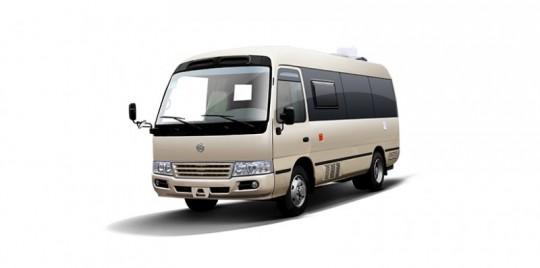 XML5050考斯特B型旅居车