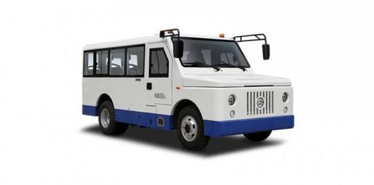 RU-15无轨运人车