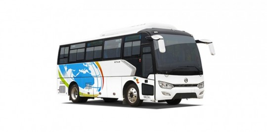 XML6827锦程纯电动客车