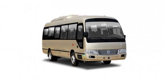 XML6809大考斯特D8纯电动客车