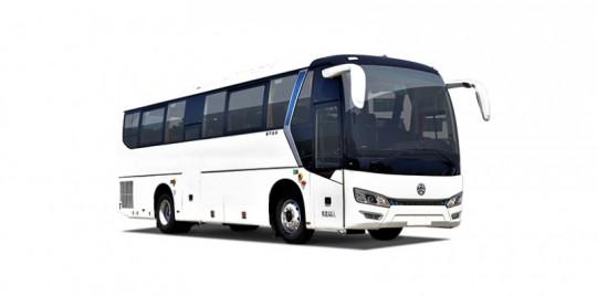 XML6102、6112、6122 新凯歌纯电动客车