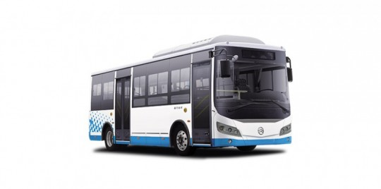XML6805纯电动公交