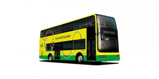 XML6116双层公交