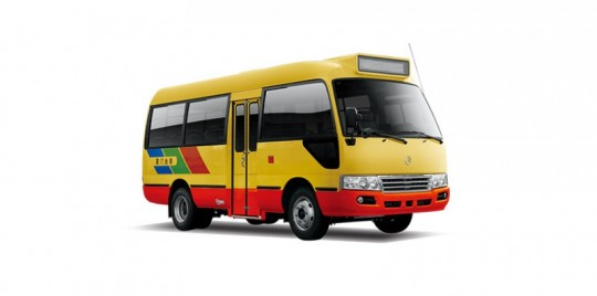 XML6601考斯特公交