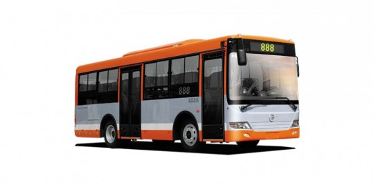 XML6805、6845、6895、6925公交