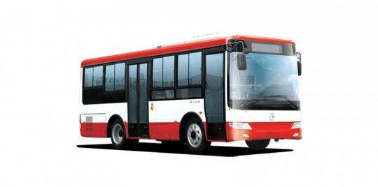 XML6745、6775公交