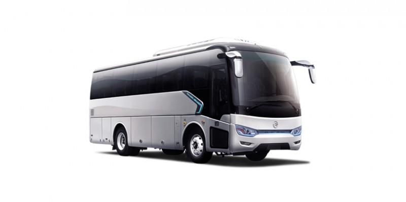 公交车新能源化进程稳步推进